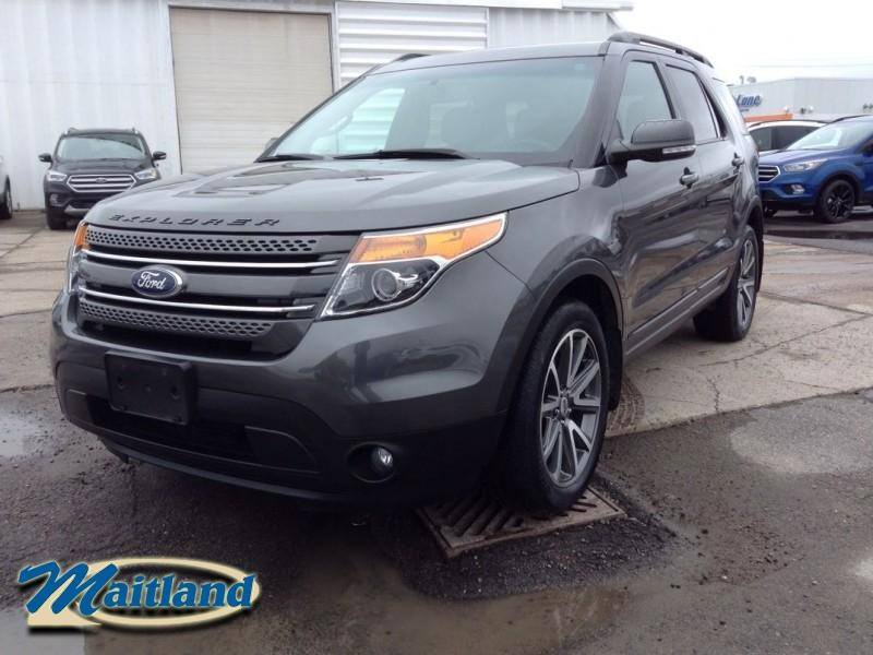 2015 FORD EXPLORER XLT – BLUETOOTH – HEATED SEATS